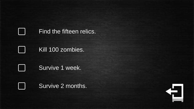100 DAYS demo screenshot 3
