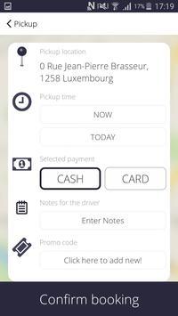 DP CAB apk screenshot
