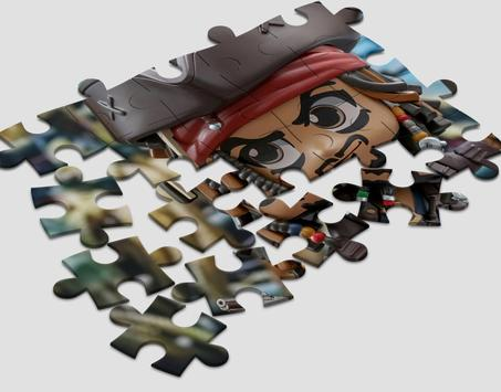 Puzzle for Jack Sparrow apk screenshot