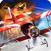 WW1 蒼空のエース:3Dアクション飛行シューティングゲーム icon