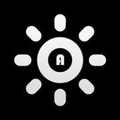Auto Brightness Toggle icon