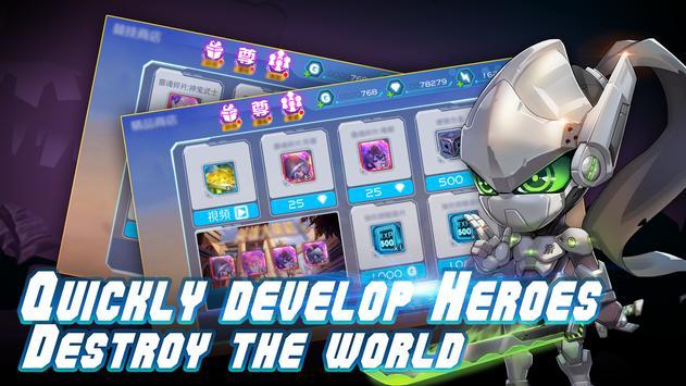 Shooting Heroes Free-Shooting games apk screenshot