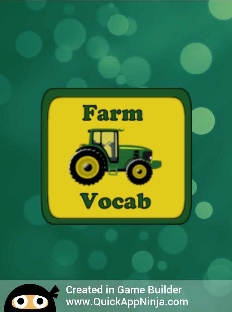 Kids Farm Vocab Builder (Quiz) for Android - APK Download