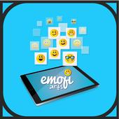 EmojiArt Text icon