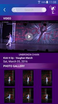 DanceBUG apk screenshot
