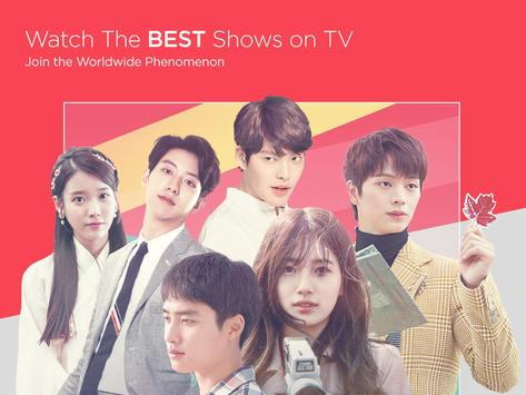 DramaFever: Stream Asian Drama Shows & Movies apk 截圖