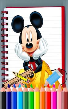 How to Draw Mickey Mouse screenshot 1