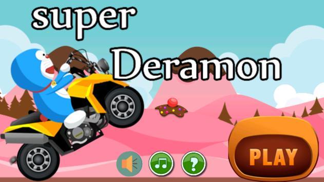 Doramon Super Moto poster