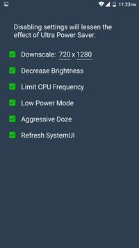 [ROOT] Ultra Power Saver apk screenshot