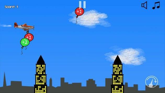 เกมส์เครื่องบิน apk screenshot