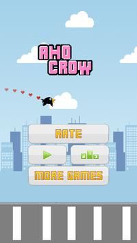 Aho Crow :Japanese Flappy Bird poster
