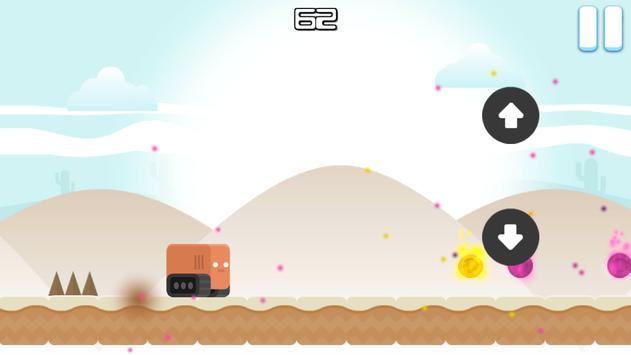 Robo Dash : Desert Exploration screenshot 2