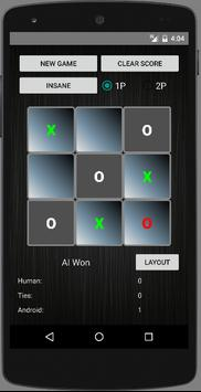 Tic Tac Toe - Puzzle Game screenshot 1