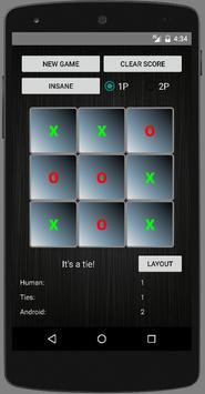 Tic Tac Toe - Puzzle Game screenshot 3