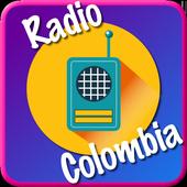 Radios de Colombia Gratis icon