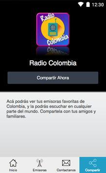 Radios de Colombia Gratis screenshot 3