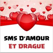SMS d'Amour et Drague icon