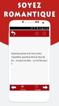 SMS d'Amour et Drague screenshot 13