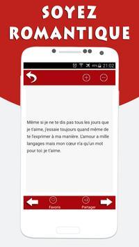 SMS d'Amour et Drague screenshot 4