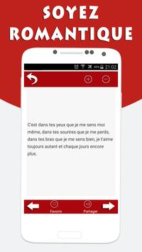 SMS d'Amour et Drague apk screenshot