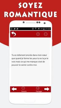 SMS d'Amour et Drague screenshot 5