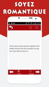 SMS d'Amour et Drague screenshot 9