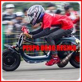 Drag Pespa Motor Modification icon