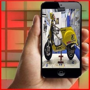 Drag Pespa Motor Modification apk screenshot