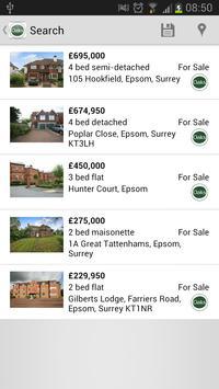 Oaks Lettings and Sales Epsom screenshot 1