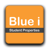 Blue I Properties icon