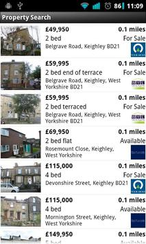 Keighley News Homes poster