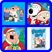 Family Guy Guess the character icon