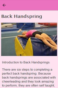 How To Do Gymnastics apk screenshot