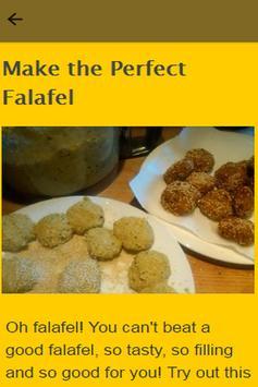 How To Make Falafel poster