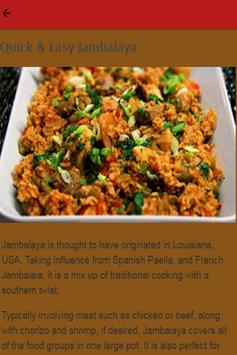 Jambalaya Recipes screenshot 2
