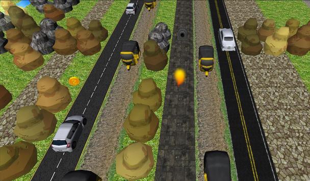Crocodile Road Crossing apk screenshot