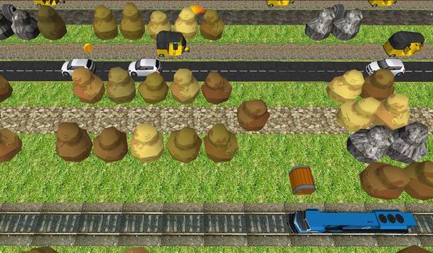 Dinosaur Road Crossing screenshot 4