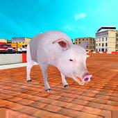 Animal Racing: Pig icon