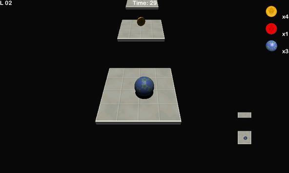 Rolling Ball 3D apk screenshot
