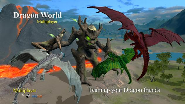 Dragon Multiplayer 3D poster