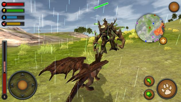 Dragon Multiplayer 3D apk screenshot