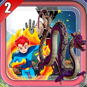 Dragon Super run-2 icon