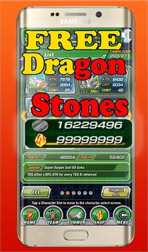 free dragon ball Z stones tips apk screenshot