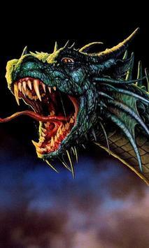 dragon live wallpaper poster