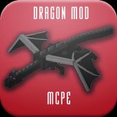 Dragon MOD For MCPE icon