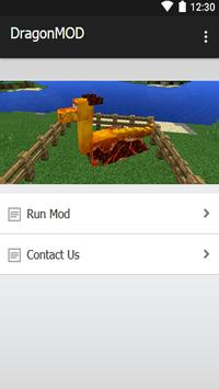 Dragon MOD For MCPE apk screenshot