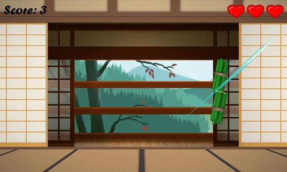Ninja Slash apk screenshot