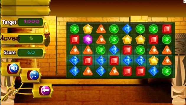 Pyramid Puzzle screenshot 1