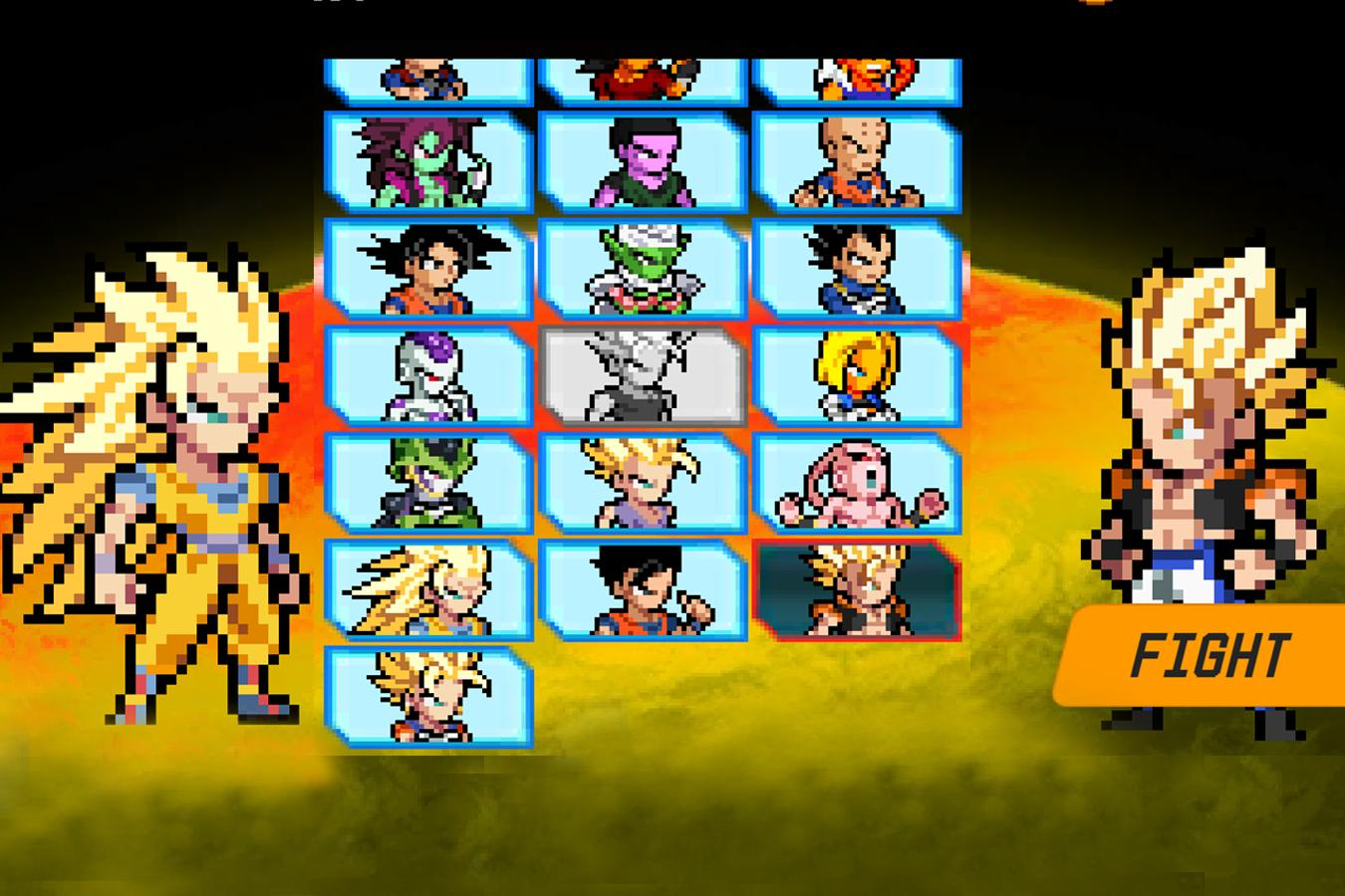Dragon Super Saiyan Ball Z For Android Apk Download