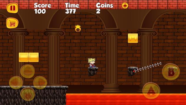 Dragon Adventure of Saiyan apk screenshot